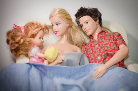 barbie accouche 3