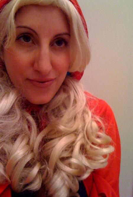 halloween chaperon rouge