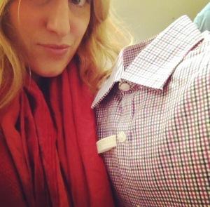 Moi qui sue et stresse en magasinant des chemises pour mon frère.
